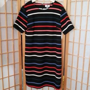 NWT Old Navy  multi stripe  dress sz SP